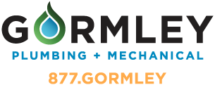 Gormley Plumbing + Mechanical Logo